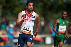 RUDDOCK Sam, GBR, 200m, T35, 2013 IPC Athletics World Championships, Lyon, France