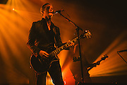 Photos of Interpol performing live at Atlantic Studios in Ásbrú for ATP Iceland 2014 in Keflavík, Iceland. July 12, 2014. Copyright © 2014 Matthew Eisman. All Rights Reserved