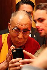 MAY 14 2014 The Dalai Lama in Frankfurt