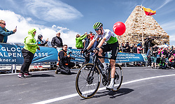 10.07.2019, Fuscher Törl, AUT, Ö-Tour, Österreich Radrundfahrt, 4. Etappe, von Radstadt nach Fuscher Törl (103,5 km), im Bild Ben O'Connor (Team Dimension Data, AUS) // during 4th stage from Radstadt to Fuscher Törl (103,5 km) of the 2019 Tour of Austria. Fuscher Törl, Austria on 2019/07/10. EXPA Pictures © 2019, PhotoCredit: EXPA/ JFK