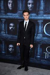 """Dean-Charles Chapman, at the """"Game of Thrones"""" Sixth Season Premiere, Dolby Theater, Hollywood, CA 04-10-16. EXPA Pictures © 2016, PhotoCredit: EXPA/ Photoshot/ Martin Sloan<br /> <br /> *****ATTENTION - for AUT, SLO, CRO, SRB, BIH, MAZ, SUI only*****"""