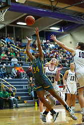 27 December 2019: State Farm Holiday Classic Coed Basketball Tournament , Normal-Bloomington Illinois<br /> <br /> Normal University High Pioneers v St Joseph Ogden Spartans girls basketball