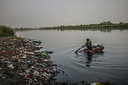 Unholy Mess:  India's Holy Ganges and Yamuna Rivers are Dying.