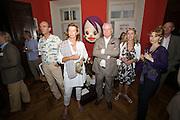Presentation of Salon 2008 magazine at Rudolf Budja Galerie.