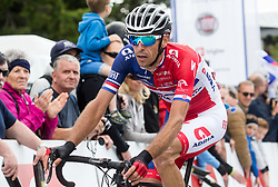 Radoslav Rogina (CRO) of KK Adria Mobil during Stage 3 of 24th Tour of Slovenia 2017 / Tour de Slovenie from Celje to Rogla (167,7 km) cycling race on June 16, 2017 in Slovenia. Photo by Vid Ponikvar / Sportida