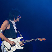 Jeff Beck plays the Moore Theatre in Seattle, WA on 10-28-2011.