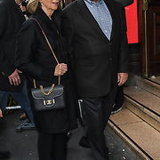 Harvey Goldsmith Arrivals at Man of La Mancha, at London Coliseum on 30 April 2019, London, UK.