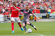 Leeds United midfielder Adam Forshaw (4)  during the EFL Sky Bet Championship match between Bristol City and Leeds United at Ashton Gate, Bristol, England on 4 August 2019.