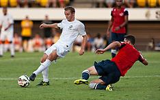 2014 UNCG Men's Soccer vs Liberty Flames