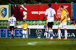 Mark Spanring of NK Bravo during football match between NK Bravo and NK Koper in 4th Round of Prva liga Telekom Slovenije 2020/21, on September 19, 2020 in Sport park ZAK, Ljubljana, Slovenia. Photo by Grega Valancic / Sportida