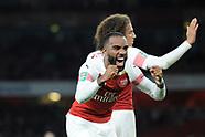 Arsenal v Brentford 16/09/2018