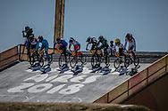 2018 Youth Olympic Games<br /> Buenos Aires, Argentina<br /> Mixed BMX - Race<br /> Final Women<br /> CLAESSENS Zoe (SUI)<br /> NAGARE Miru (JAP)<br /> NAVES BARRETO Maite (BRA)<br /> SMITH Jessie (NZL)<br /> OVCHINNIKOVA Varvara (RUS)<br /> BARTUNKOVA Eliska (CZE)<br /> BOLLE Gabriela (COL)<br /> PIZARRO ARAUJO Rocio Macarena (CHI)