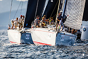 © BernardíBIBILONI / www.bernardibibiloni.com <br /> <br /> The Nations Trophy, SWAN OD CHALLENGE, Real Club Náutico de Palma (Bahía de Palma, Spain). <br /> From 10th to 14th october 2017. <br /> All rights reserved.