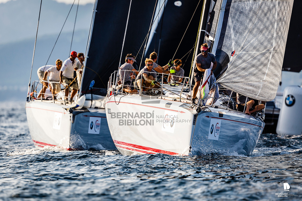 &copy; Bernard&iacute;BIBILONI / www.bernardibibiloni.com <br /> <br /> The Nations Trophy, SWAN OD CHALLENGE, Real Club N&aacute;utico de Palma (Bah&iacute;a de Palma, Spain). <br /> From 10th to 14th october 2017. <br /> All rights reserved.