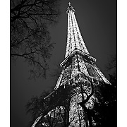 Eiffel Tower, Paris, France.Photographed by Mark Skalny 1-888-658-3686