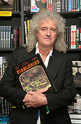 This was one of my definite high points in my recent career--the chance to be able to photograph the great Brian May of Queen. This was shot at the Book Soup bookstore in West Hollywood. Brian and I have conversed on occasion (usually via email), and I was very pleasantly surprised to find that he'd remembered who I was at this event. A good man and a rock legend.<br /> <br /> (This was at a signing event for his &quot;Diableries&quot; book on classic stereo photography, BTW)