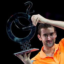 20140209: CRO, Tennis - ATP tournament PBZ Zagreb Indoors