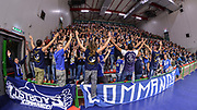 DESCRIZIONE : Campionato 2014/15 Dinamo Banco di Sardegna Sassari - Victoria Libertas Consultinvest Pesaro<br /> GIOCATORE : Commando Ultra' Dinamo<br /> CATEGORIA : Ultras Tifosi Pubblico Spettatori<br /> SQUADRA : Dinamo Banco di Sardegna Sassari<br /> EVENTO : LegaBasket Serie A Beko 2014/2015<br /> GARA : Dinamo Banco di Sardegna Sassari - Victoria Libertas Consultinvest Pesaro<br /> DATA : 17/11/2014<br /> SPORT : Pallacanestro <br /> AUTORE : Agenzia Ciamillo-Castoria / Luigi Canu<br /> Galleria : LegaBasket Serie A Beko 2014/2015<br /> Fotonotizia : Campionato 2014/15 Dinamo Banco di Sardegna Sassari - Victoria Libertas Consultinvest Pesaro<br /> Predefinita :