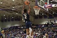 January 18, 2018 - Greenville, South Carolina - Timmons Arena: ETSU forward David Burrell (2)<br /> <br /> Image Credit: Dakota Hamilton/ETSU