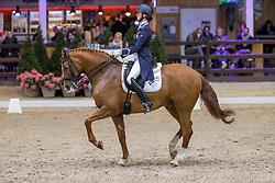 Wahlund Nathalie, SWE, Cerano Gold<br /> CDI Lier 2020<br /> © Hippo Foto - Dirk Caremans<br /> 28/02/2020