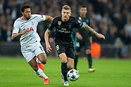 Tottenham Hotspur v Real Madrid