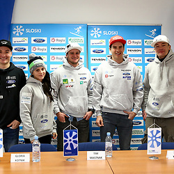 20190104: SLO, Snowboarding - Press conference of the Slovenian Snowboard Team