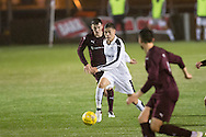 - Hearts v Dundee under 20s in the SPFL Development League at Ochilview, Stenhousemuir. Photo: David Young<br /> <br />  - &copy; David Young - www.davidyoungphoto.co.uk - email: davidyoungphoto@gmail.com