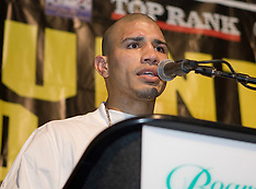 December 2, 2006 - Miguel Cotto vs Carlos Quintana - Boardwalk Hall, Atlantic City, NJ