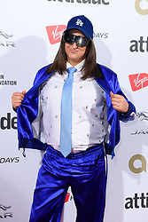 EDITORIAL USE ONLY<br /> Honey G attends the Virgin Holidays Attitude Awards at the Roundhouse, London.
