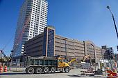 Bucks new arena construction oct 2016