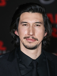 World Premiere Of Disney Pictures And Lucasfilm's 'Star Wars: The Last Jedi' held at The Shrine Auditorium on December 9, 2017 in Los Angeles, California, United States. 09 Dec 2017 Pictured: Adam Driver. Photo credit: IPA/MEGA TheMegaAgency.com +1 888 505 6342