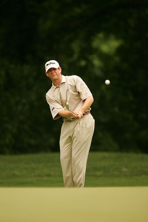 Lee Janzen..2004 Colonial Invitational.Third Round.Colnial Country Club.Fort Worth, Texas.Saturday, May 22 2004.photograph by Darren Carroll