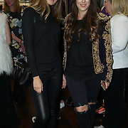 London,England,UK : 28th April 2016 : Natasha Kasatkina,Ella Jade attend Kimberly Wyatt launches the 2016 annual BLOCH Dance World Cup at BLOCH, 35 Drury Lane, Covent Garden, London. Photo by See Li