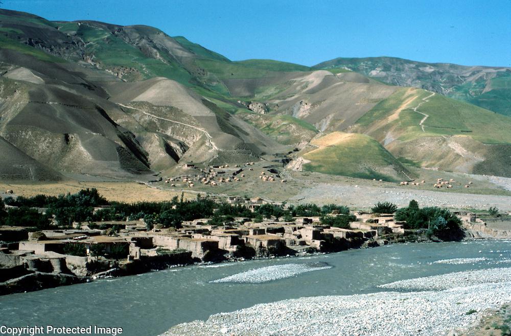 3 June 1976 <br /> On banks of the Kokcha River.