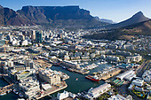 V&A Waterfront flyover images