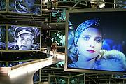 Berlino: the Cinema Museum at the Sony Center in Potsdamer Platz