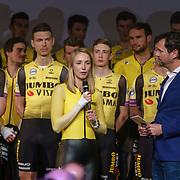 NLD/Veghel/20181221 - Presentatie van Team Jumbo, Carlijn Achtereekte