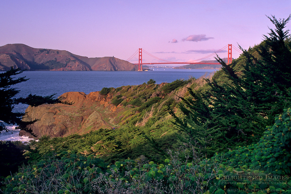 Lands End, Golden Gate National Recreation Area, San Francisco, California