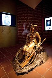 Rionero in V. (PZ) - Polo Museale siti nel Palazzo Giustino Fortunato con Museo del Brigantaggio post-unitario e museo della Civiltà Contadina.