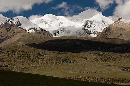 Northern Tibet. Tibet Plateau.