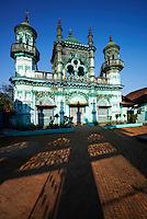 Myanmar (ex Birmanie), Province de Mon, Mawlamyine (Moulmein), mosquee// Myanmar (Burma), Mon state, Mawlamyine (Moulmein), mosque