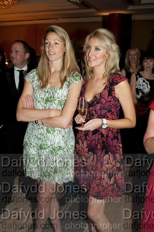 ROSIE KEMPSON; MICHELLE MCGRATH, Jumeirah Carlton Tower - 50th anniversary party<br /> Jumeirah Carlton Tower Hotel, Knightsbridge, London, SW1. 13 June 2011<br /> <br /> <br />  , -DO NOT ARCHIVE-© Copyright Photograph by Dafydd Jones. 248 Clapham Rd. London SW9 0PZ. Tel 0207 820 0771. www.dafjones.com.