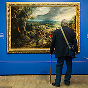 Summer, Peasants going to Market - Constable: The Making of a Master is the new exhibition from the V&A. It is designed to reveal the hidden stories of how John Constable created some of his most loved and well-known paintings. Highlights include: The Haywain; and the oil sketches he painted outdoors direct from nature.  The show runs from  20 September 2014 - 11 January 2015.