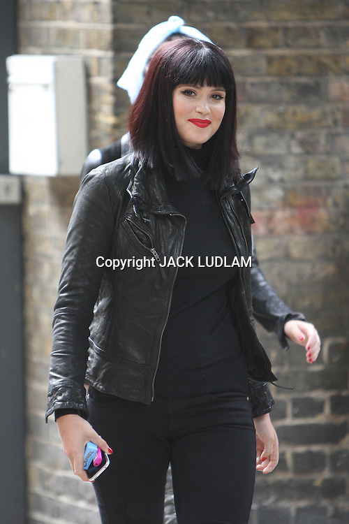 BOND GIRL GEMMA ARTERTON AND TALLULAH RILEY FILMING THE SECOND  ST TRINIANS FILM IN LONDON High Quality Prints,please enquire via contact Page. Rights Managed Downloads available for Press and Media