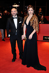 Jaime Ordonez and Blanca Suarez attending The Bar Premiere during the 67th Berlin International Film Festival (Berlinale) in Berlin, Germany on Februay 15, 2017. Photo by Aurore Marechal/ABACAPRESS.COM