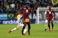 Juventus-Torino - Quarti di finale Tim Cup - Nella foto:  Acquah