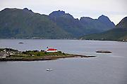 Lofoten, northern Norway. Norway. Norge