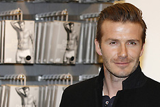 MAR 19 2013 David Beckham Presents Bodywear for H&M