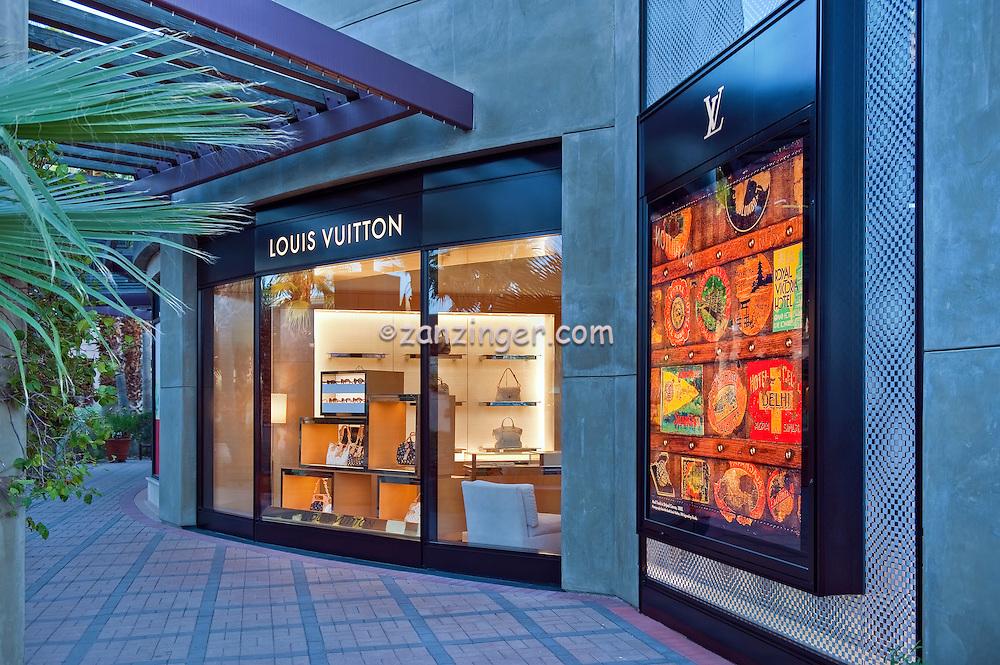 Palm Desert Ca El Paseo Drive Shopping Shops Public Art