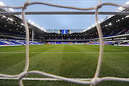 A general view of White Hart Lane during the Barclays Premier League match between Tottenham Hotspur and Chelsea  at White Hart Lane, London<br /> Picture by Richard Blaxall/Focus Images Ltd +44 7853 364624<br /> 01/01/2015
